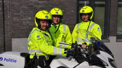 Resultaten Verkeersveilige Dag: beste rapport voor politie Geraardsbergen/Lierde