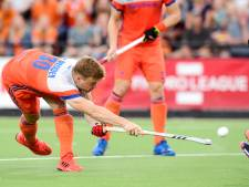 Hockeyers verliezen in voorbereiding op EK van Duitsland