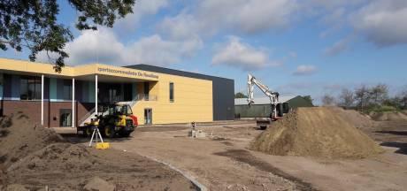 Opening sportaccommodatie Roodloop in Hilvarenbeek een maand uitgesteld