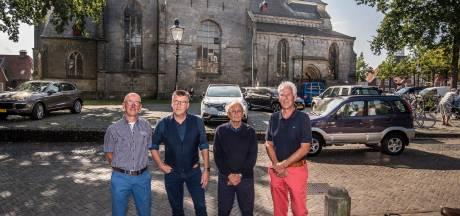 Parkeren naast de kerk leidt tot stadsrel in Ootmarsum: 'Liggen er wakker van'