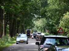 Motorrijder gewond bij Beerze