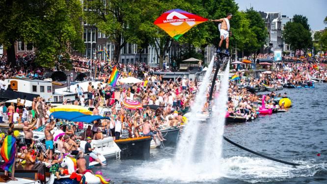 Amsterdam alert nadat pedoclub aankondigt te willen deelnemen aan Pride
