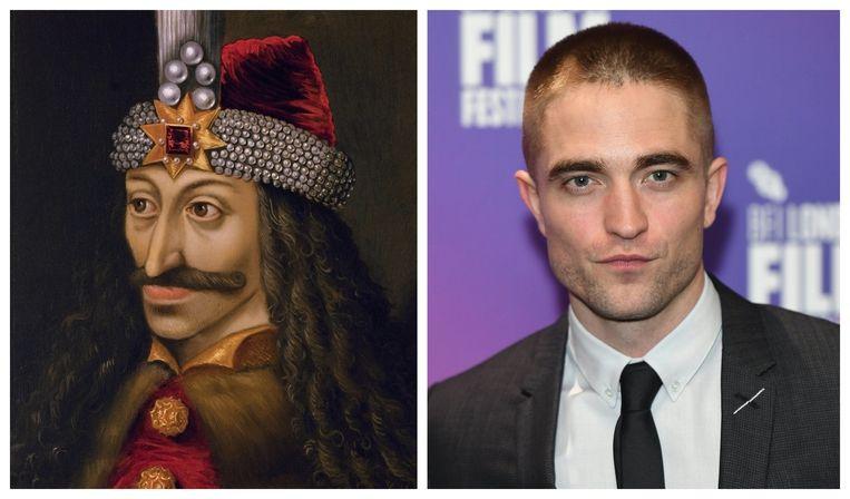 Vlad Dracula / Robert Pattinson