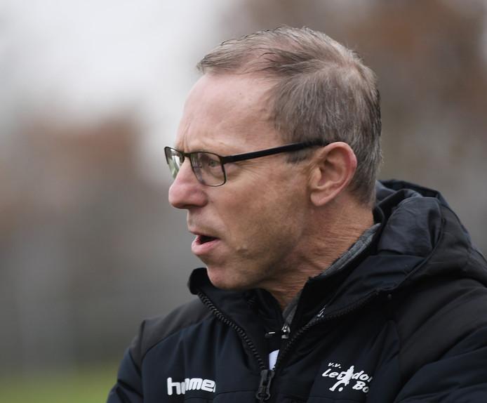 Paulus Poortvliet: na twee maanden gestopt als trainer van derdeklasser Veere.