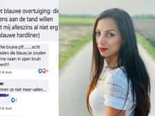 La nouvelle porte-parole de l'Open Vld victime de réactions racistes