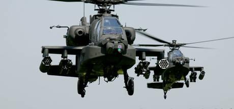 'Onderzoek naar beperking van overlast laagvliegende helikopters'