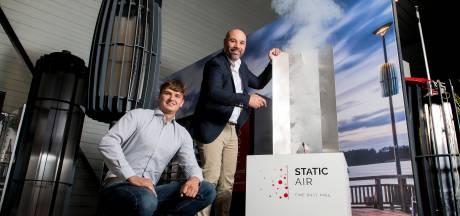 Levensverlengende vinding uit Geldermalsen: StaticAir vangt fijnstof af in tunnels en drukke wegen