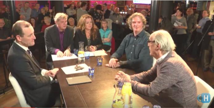 Politiek café Hengeloos peil wordt elke tweede maandag van de maand gehouden in brasserie So Nice van de Schouwburg Twente.