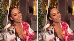 We kunnen allemaal stoppen: Mariah Carey heeft zonet de 10 Year Challenge gewonnen