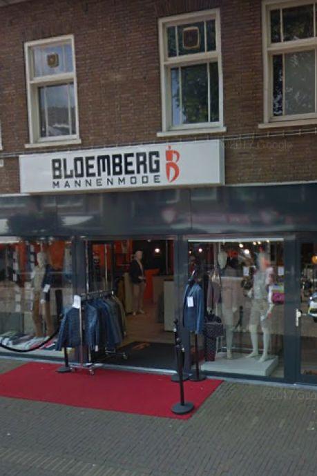 Modezaak Bloemberg gaat honderd jaar nét niet halen