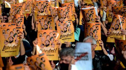 Catalanen gaan demonstreren in Brussel: vijf vliegtuigen en tientallen bussen gecharterd
