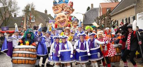 Bouwhal  Raamsdonk gaat open voor carnaval: 'Idee poptocht wordt onderzocht'