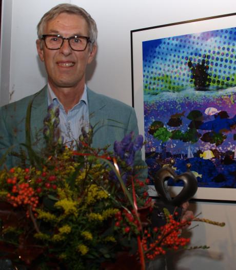 Digitaal kunstwerk winnaar Groene Hart Kunstprijs