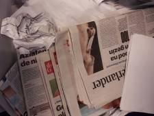 'Zoek alternatief voor inzameling oud papier in Land van Cuijk'
