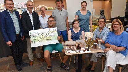 Chocolatiers van Mariënstede krijgen aangepaste koelkast