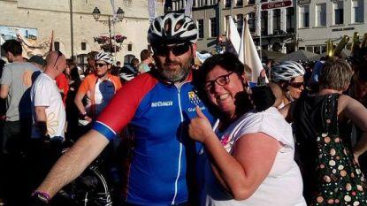 1.000 km voor Kom op tegen Kanker passeert in Glabbeek op zaterdag 1 juni 2019