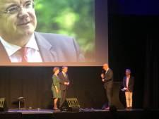 Bossche Stadspenning voor Wim van de Donk, 'de man met de saaiste baan ter wereld'