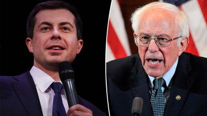 Democratische partijleider wil volledige hertelling resultaten voorverkiezingen Iowa, Sanders eist nu overwinning op