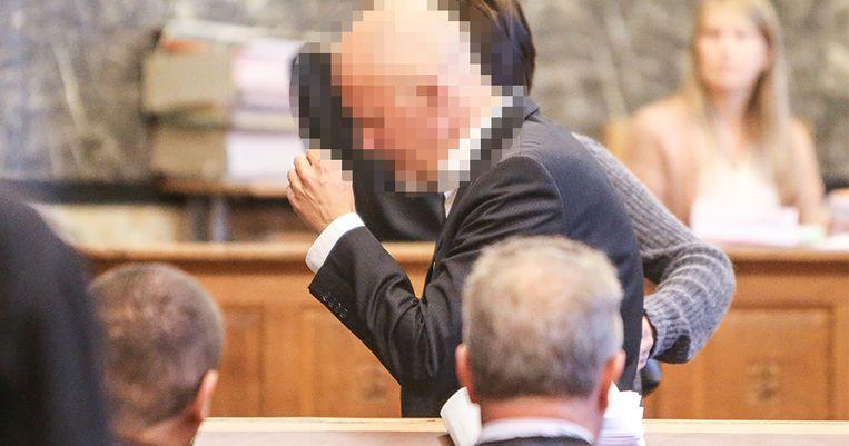 Spoedarts Kris P. werd veroordeeld tot 24 jaar voor de gifmoord op zijn vrouw.