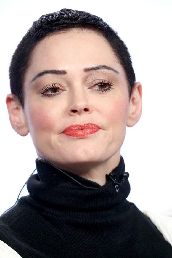 Ook actrice Rose McGowan maakte een tijdlang deel uit van de sekte.
