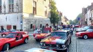 96 bolides aan start van Damme GT Classics