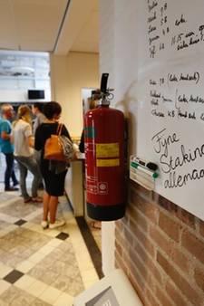 Lege schoolpleinen en klaslokalen: leraren voeren actie in Zuidoost-Brabant; ouders tonen begrip
