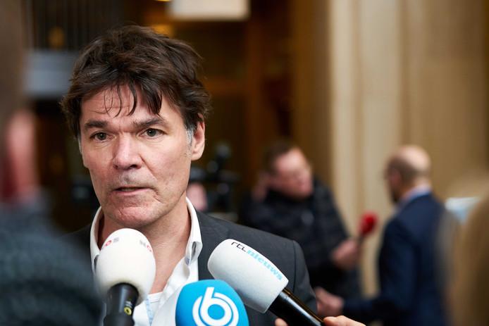 BREDA - Burgemeester Paul Depla.