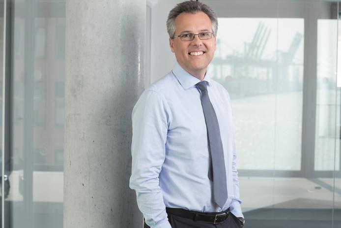 Kurt Sievers is de beoogde nieuwe topman van NXP.