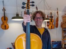 Bergenaar duikt in verleden Franse vioolbouwer Boussu: 'Ik wilde meer weten van die man'
