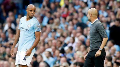 Hoe Kompany, nochtans bijna zes maanden blessurevrij, met zachte hand naar het eind wordt begeleid bij Manchester City