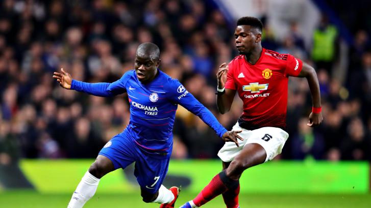 United verslaat Chelsea in FA Cup dankzij zeer productieve Pogba