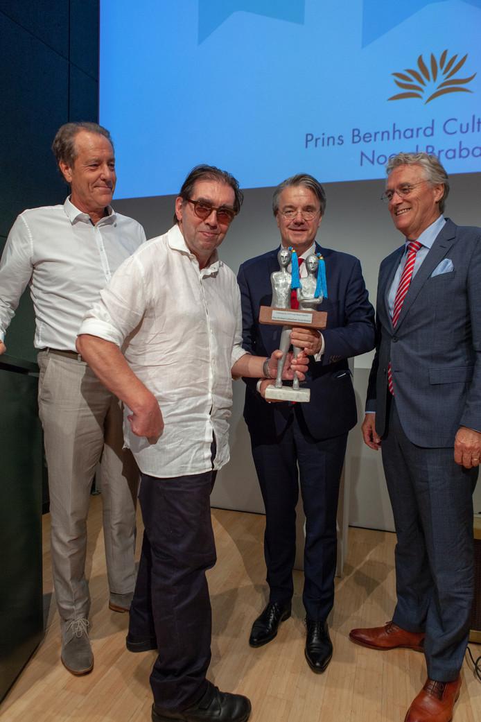 René Daniëls krijgt Prins Bernhard Cultuurprijs 2019