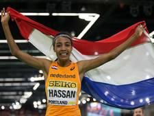 Nationaal record voor Hassan op 5000 meter