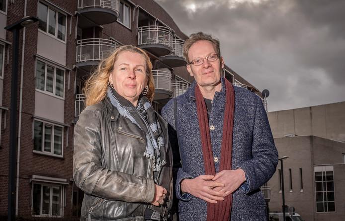 Project WoonStap: Marloes Olde Hampsink en René Droste.