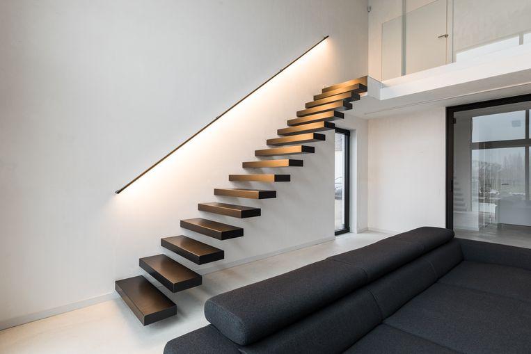 Verwonderlijk Van basic tot high-end: voor ieder huis een trap | WOON. | HLN BN-39