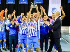 Bekerwinnaar FC Eindhoven opent bekertoernooi thuis tegen Excelsior'31
