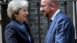 """Michel: """"Als Britten gezond verstand gebruiken blijven ze in de douane-unie"""""""