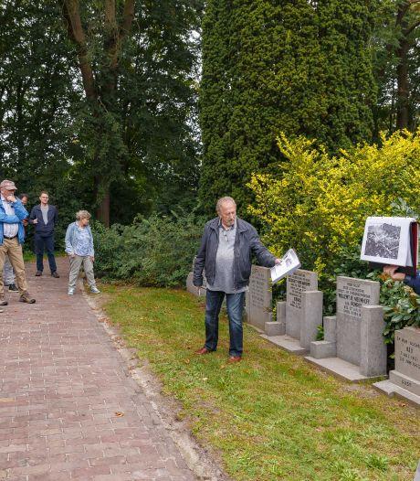 Dodenakker Meppel ligt vol verhalen: ook over de oorlog