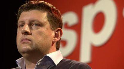 """Sp.a-voorzitter Crombez: """"Ik wil absoluut de verkiezingen winnen, maar ja, ik lig 's nachts wakker"""""""