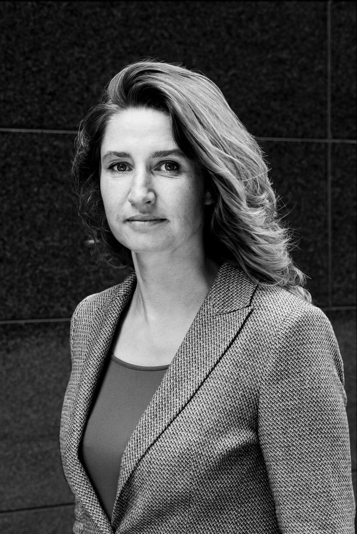 Oud-politica Sharon Gesthuizen (SP) is één van de spreeksters.