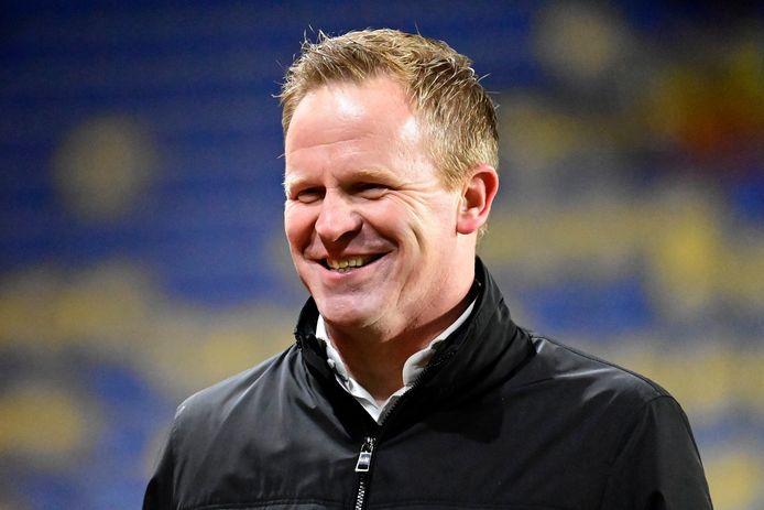 KVM-coach Wouter Vrancken