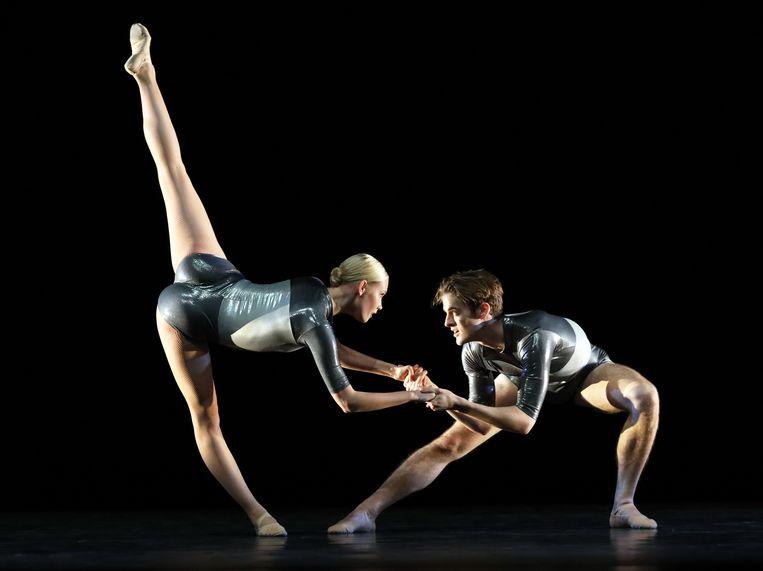 Mesmer van Wubkje Kuindersma door de Junior Company van Het Nationale Ballet Beeld Hans Gerritsen