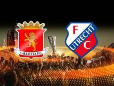 FC Utrecht wacht dubbel met Valletta