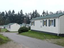 Grootschalige controle op camping de Goudsberg in Lunteren