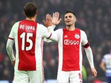 LIVE | Gretig Ajax beleeft probleemloze avond tegen Spakenburg