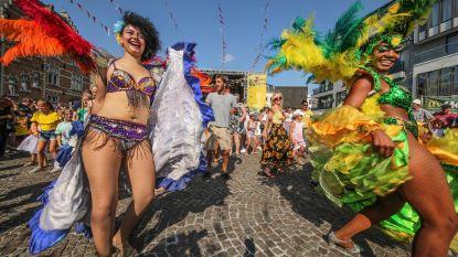 Straatparade fleurt in 2019 Kortrijk op