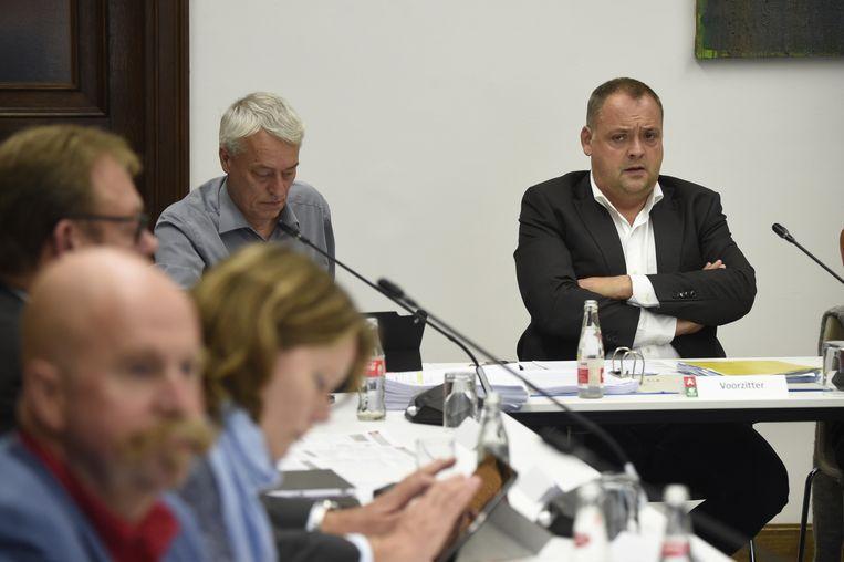 Duchateau (rechts) beklemtoont dat de dienstverlening zal verbeteren.