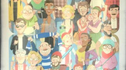 Gent lanceert campagne tegen homofobie, seksisme en racisme: 'Iedereen anders, allemaal Gent'
