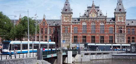 Trams rond Centraal Station moeten zaterdag weer normaal rijden