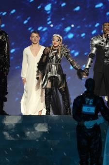 La politique s'est incrustée à l'Eurovision